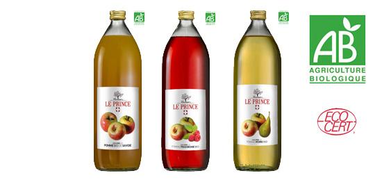 Juice 1 Liter and BIB 5L   Thomas LE PRINCE